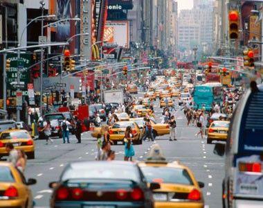 Integração entre pedestres e veículos