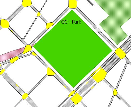 Configuração de Geometria