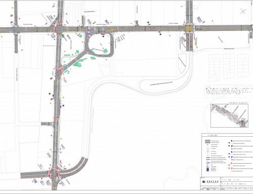 Estudo de Tráfego e Projetos Viários Av. Norte vs Cruz de Cabugá – Recife – PE