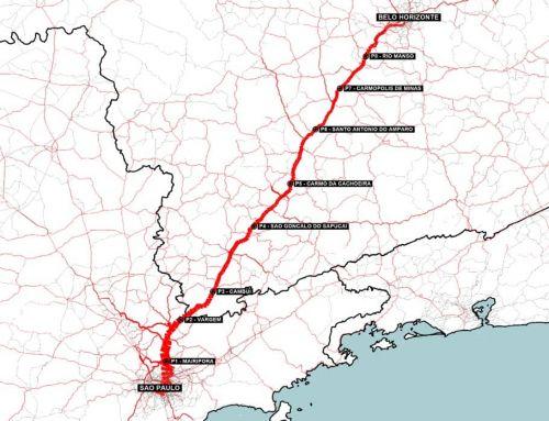 Estudo de Localização de Balanças de Pesagem Veicular para Rodovias BR-381, BR-116, BR-101 e BR-376